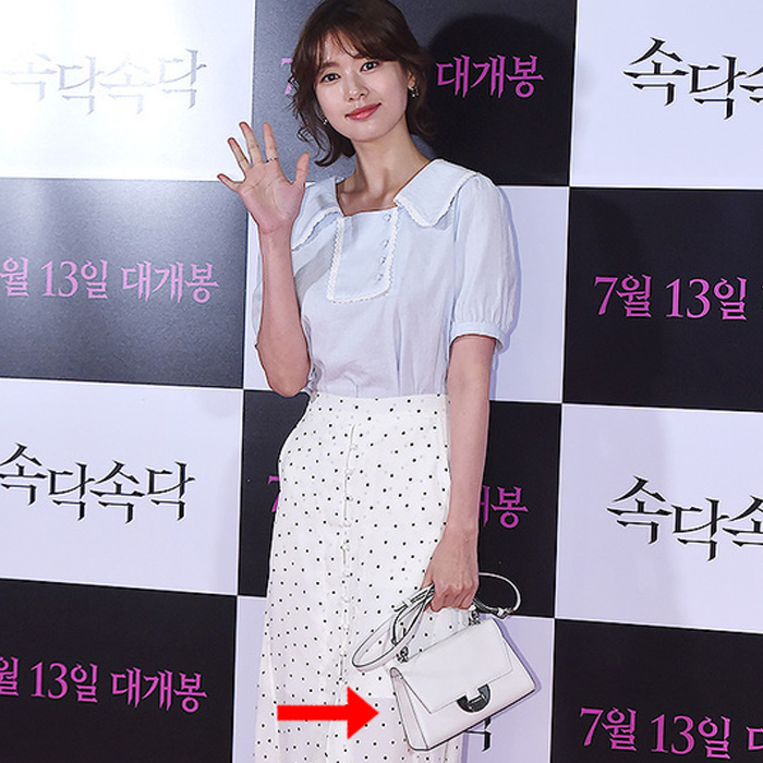 정소민(PAGEMINI BAG_WHITE)